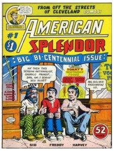 comic american splendor